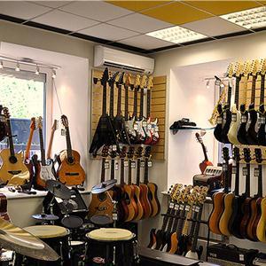 Музыкальные магазины Павловской