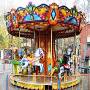 Парки культуры и отдыха Павловской