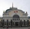 Железнодорожные вокзалы в Павловской