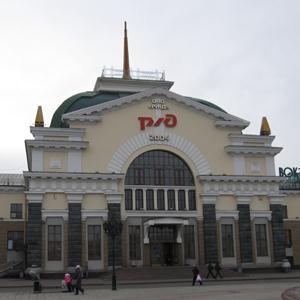 Железнодорожные вокзалы Павловской